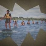 Paddle au Lac de Saint-Cyr