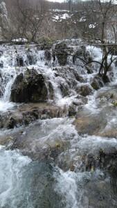 Parc National des Lacs de Plitvice en Croatie